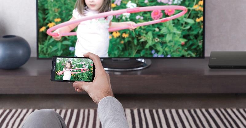 Dàn Sony được kết nối nhiều công nghệ hiện dại