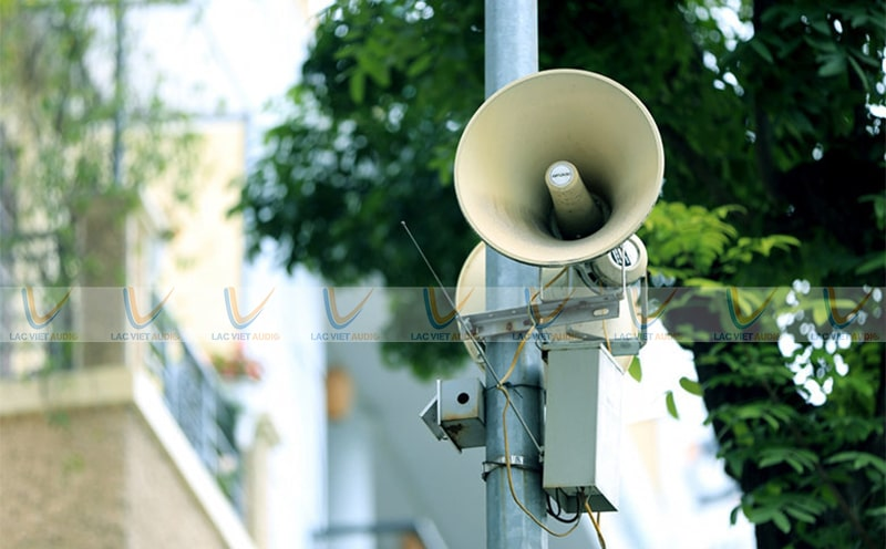 Loa thông báo phóng thanh đã và đang có mặt tại nhiều làng, xã Việt Nam từ nhiều thập kỉ nay
