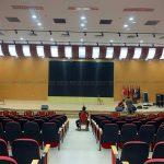 Dự án âm thanh hội trường cho đại học công nghiệp dệt may