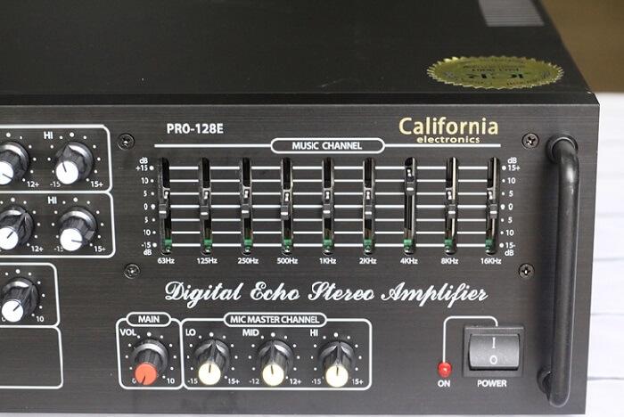 Amply California Pro 128E