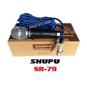 Micro có dây SHUPU SR 79