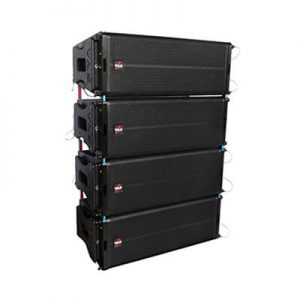 Loa line array VAS LA6