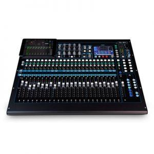 Bàn mixer digital Allen Heath QU 24