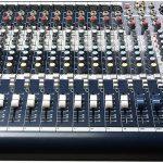 Cách chỉnh bàn mixer soundcraft MFX 12 chất lượng cao, giá rẻ
