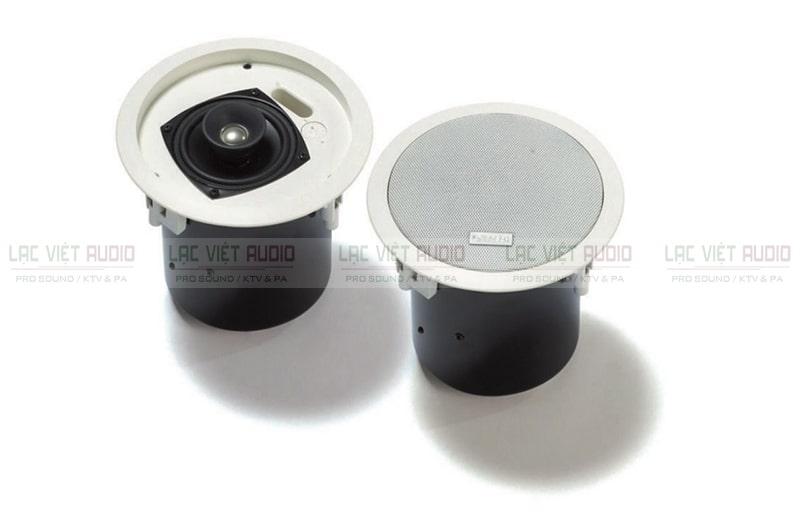 Loa âm âm trần Bosch LC2-PC30G6-4 có thiết kế nhỏ gọn