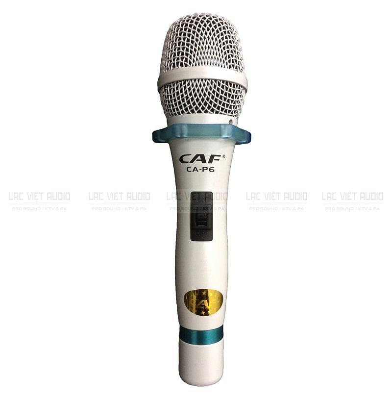 Micro CAF CA P6 giá rẻ nhất tại Lạc Việt Audio