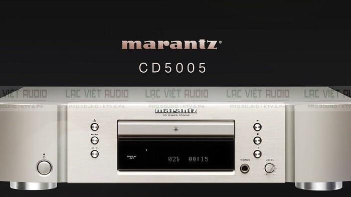 Đầu CD Marantz 5005