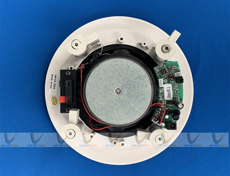 Các thiết bị tạo nên hệ thống loa âm trần nghe nhạc bluetooth