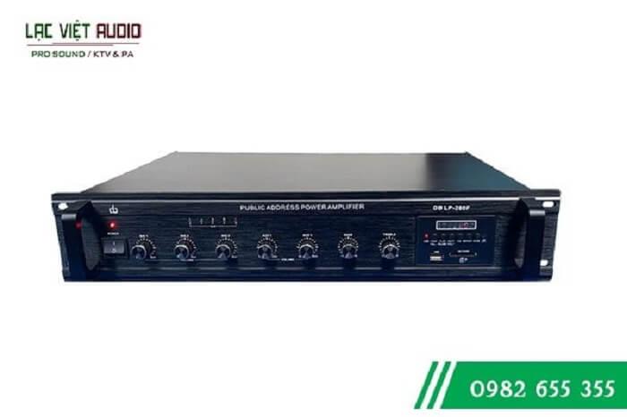 Chọn mua amply chất lượng cao tại Lạc Việt Audio