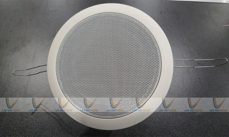 Chỉ cần chạm nghe qua âm thanh từ loa âm trần TOA PC 648R thì bạn sẽ hiểu vì sao nó được yêu thích