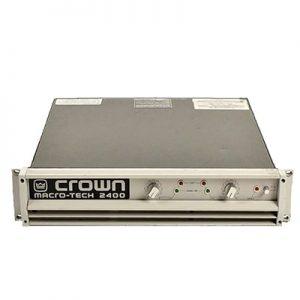 Cục đẩy crown 2400 bãi