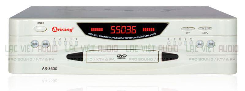 đầu Karaoke Arirang 3600