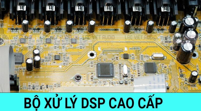 Thiết kế bo mạch chi tiết cho bộ sử lý DSP cao cấp