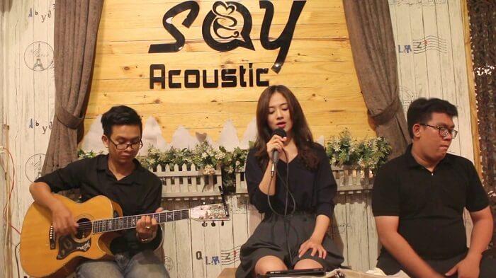 Dòng nhạc acoustic là gì?