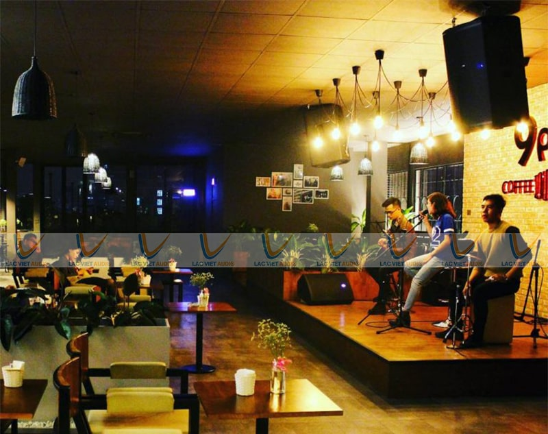 Giá thanh lý dàn âm thanh quán cafe hát cho nhau nghe