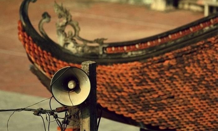 Hệ thống âm thanh công cộng cho phường xã hết sức quan trọng