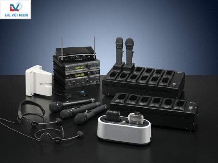 Hệ thống âm thanh thông báo chất lượng tại Lạc Việt Audio