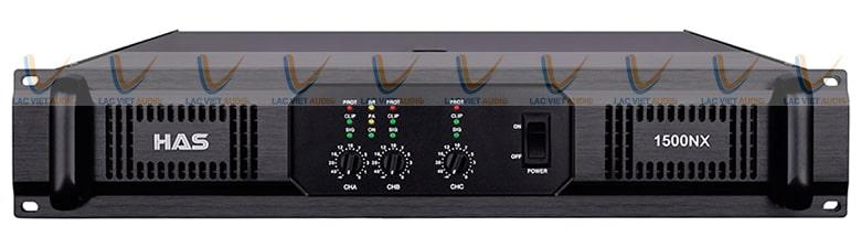 Cục đẩy HAS 1500-NX có thiết kế tương tự như cục đẩy HAS 1300NX