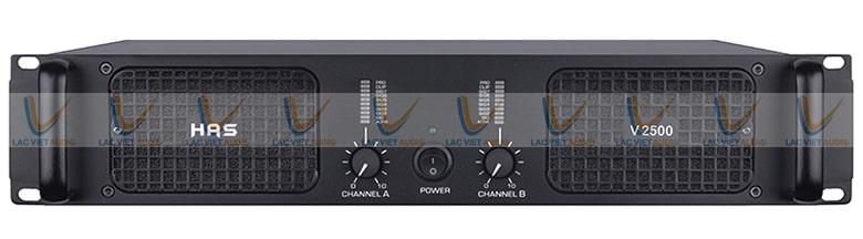 Cục đẩy HAS V2500 có thiết kế thông minh, hiện đại