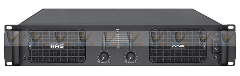 VS- 2500 là một trong những dòng sản phẩm chất lượng cao tại Lạc Việt Audio