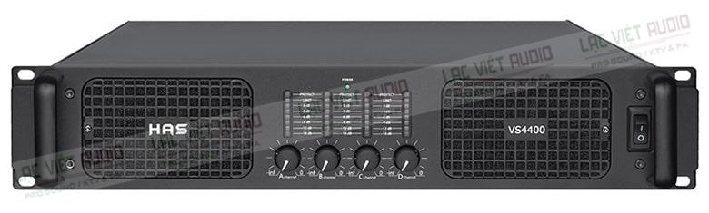VS- 4400 là dòng cục đẩy 4 kênh đến từ Đức nổi tiếng trên thế giới