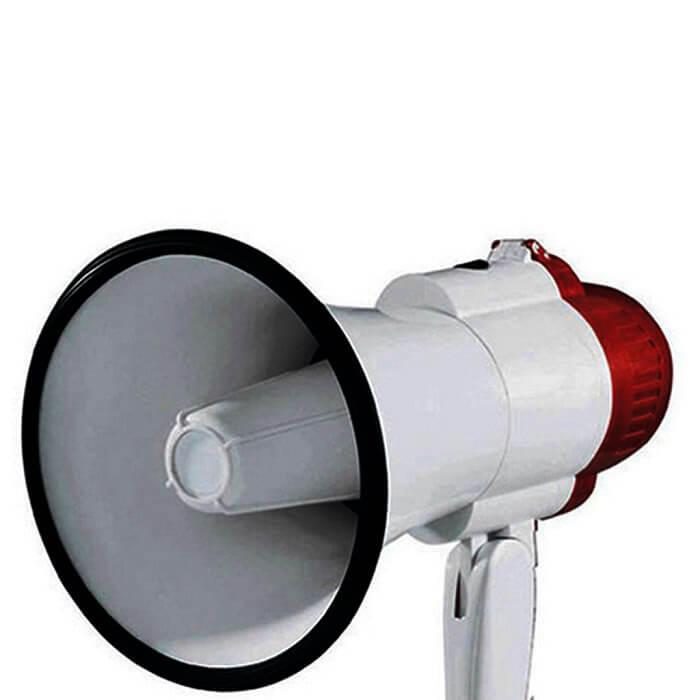 Hướng dẫn bảo quản loa phóng thanh