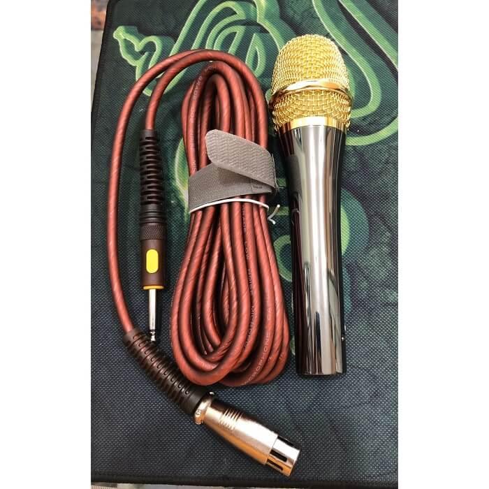 Hướng dẫn sử dụng micro có dây