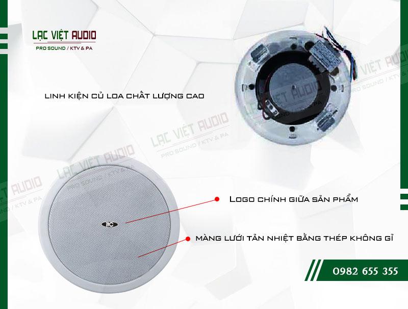 Loa âm trần ITC T105R có nhiều đặc điểm nổi bật