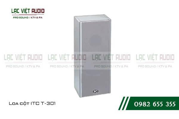 Đặc điểm loa cột ITC T301