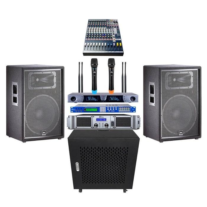 Lựa chọn hệ thống âm thanh công cộng chất lượng tại Lạc Việt Audio