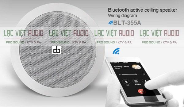 Đặc điểm loa âm trần DB BLT-255A