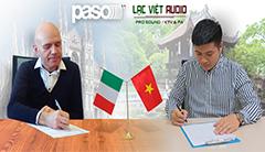 Lạc Việt Audio hợp tác với PASO – Italia phân phối hệ thống sơ tán EN54 và âm thanh PA
