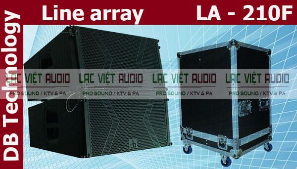 Mua loa DB LA-210F chính hãng tại Lạc Việt Audio