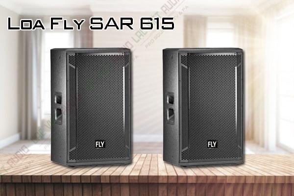 Giới thiệu về loa hội trường Fly SAR 615
