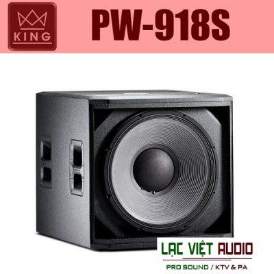 Đặc điểm nổi bật loa Sub King 918S tại Lạc Việt Audio