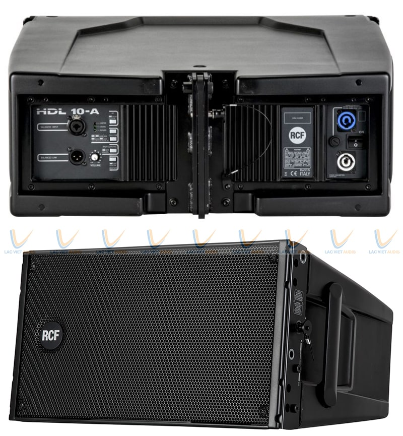 Loa active RCF HDL 10A công suất từ 700W tới 1400W