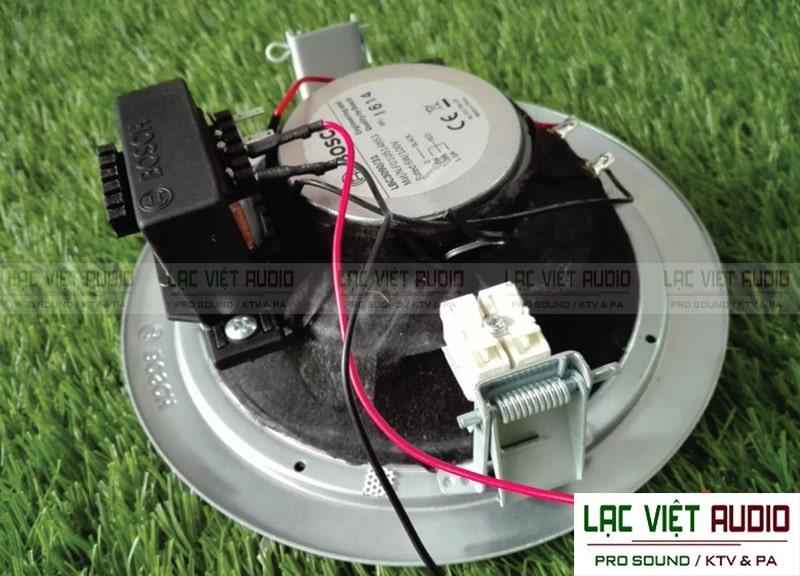 Loa âm trần BOSCH LBC3091/31 phù hợp nhiều ứng dụng khác nhau