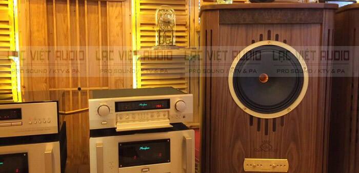 Loa đồng trục trong hệ thống âm thanh chuyên nghiệp