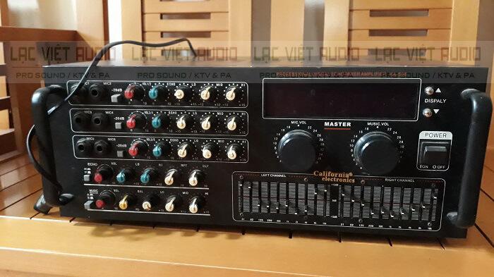 Lựa chọn amply hàng bãi Nhật chất lượng cao tại Lạc Việt Audio
