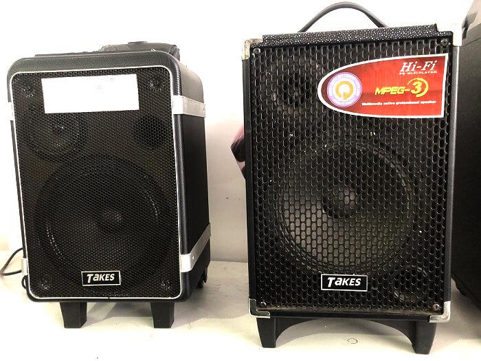 Mua loa kéo chất lượng cao tại Lạc Việt Audio