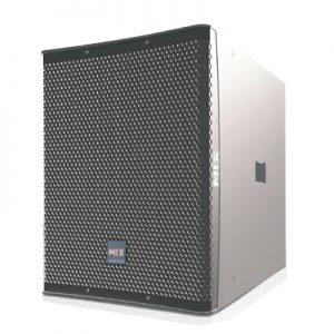 Loa Sub MIX M - 18 uy lực cho âm thanh truyền cảm, chuyên nghiệp và giá rẻ