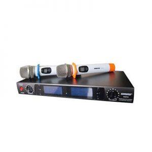 Micro không dây SHURE UGX10 chính hãng giá tốt