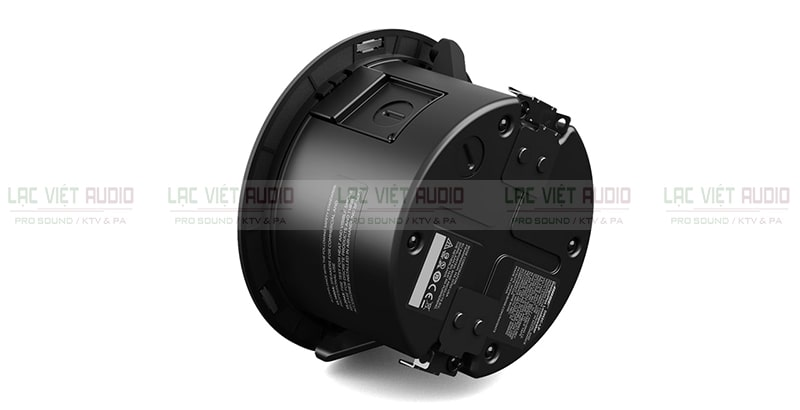 Mặt sau loa âm trần Bose DesignMax DM2C LP