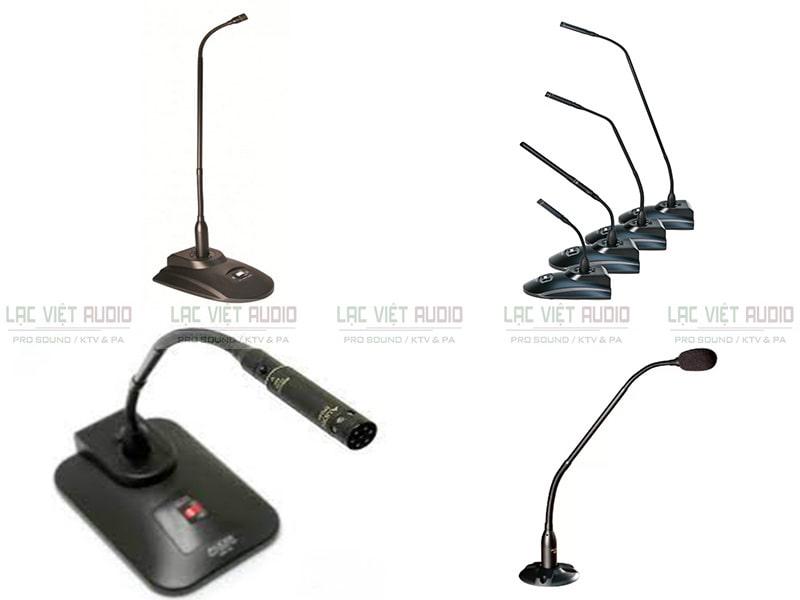 Micro cổ ngỗng Audix là một trong những loại micro nổi tiếng bật nhất của Mỹ