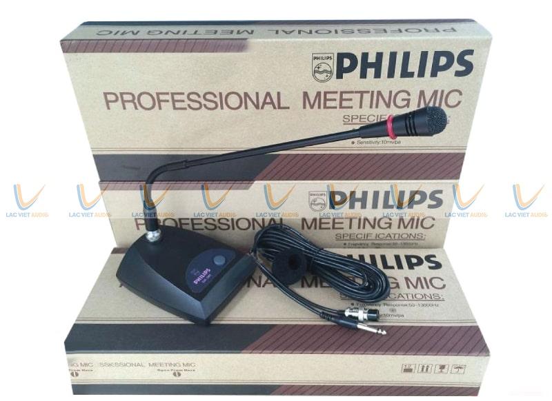 Micro để bục phát biểu Philips DK390