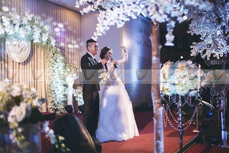 Mỗi bộ dàn nhạc đám cưới đều đóng vai trò rất quan trọng để ngày vui càng vui hơn