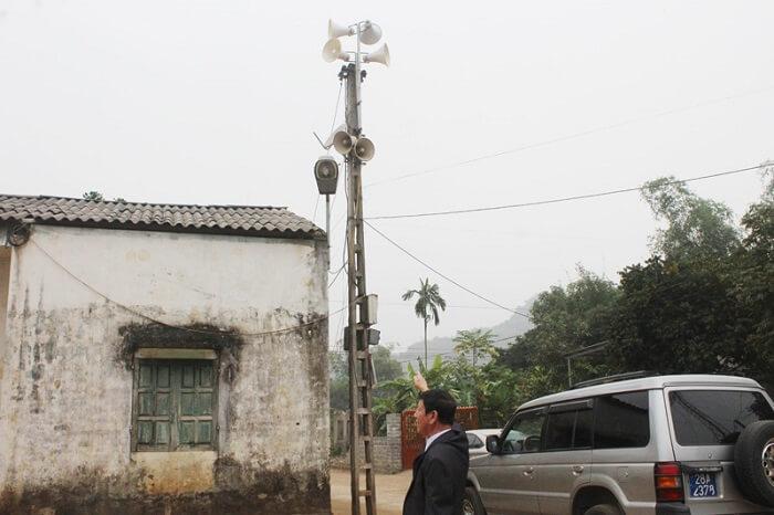 Nguyên nhân truyền thanh không dây được ứng dụng rộng rãi trong hệ thống âm thanh thông báo làng xã