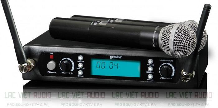Nhược điểm của micro không dây sử dụng sóng VHF