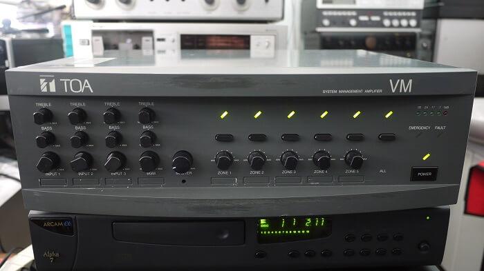 TOA VM 2240
