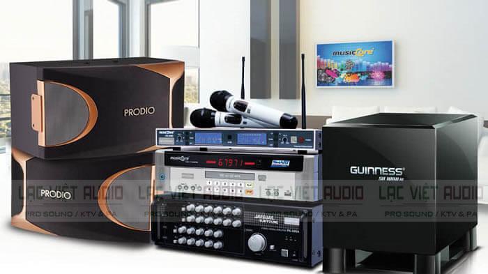 Tác dụng của loa từ Neo cho âm thanh Pro và âm thanh KTV